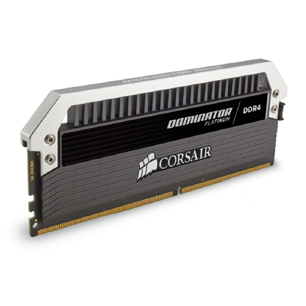 CORSAIR 8GB 2666MHz DDR4 DOMINATOR PLATİNUM CL16 CM4BG2J2666A15D PC RAM - BULK
