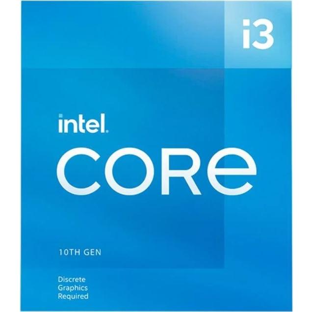 INTEL COMETLAKE I3-10105F 3.7GHZ 6MB 1200Pin IŞLEMCI BOX