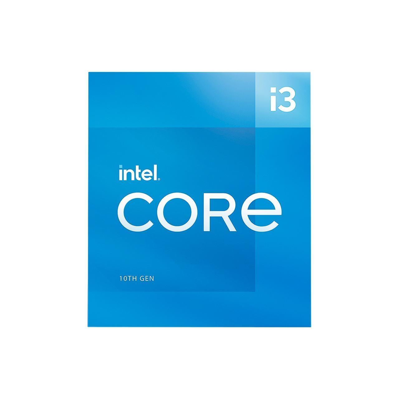 INTEL COMETLAKE I3-10105 3.7GHZ 6MB 1200Pin IŞLEMCI BOX