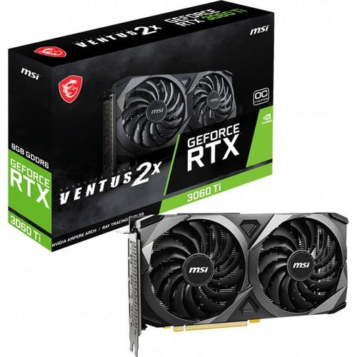 MSI RTX3060TI GAMING X 8G LHR 8GB GDDR6 256Bit 3xDP/1xHDMI PCI-E 4.0 DX12