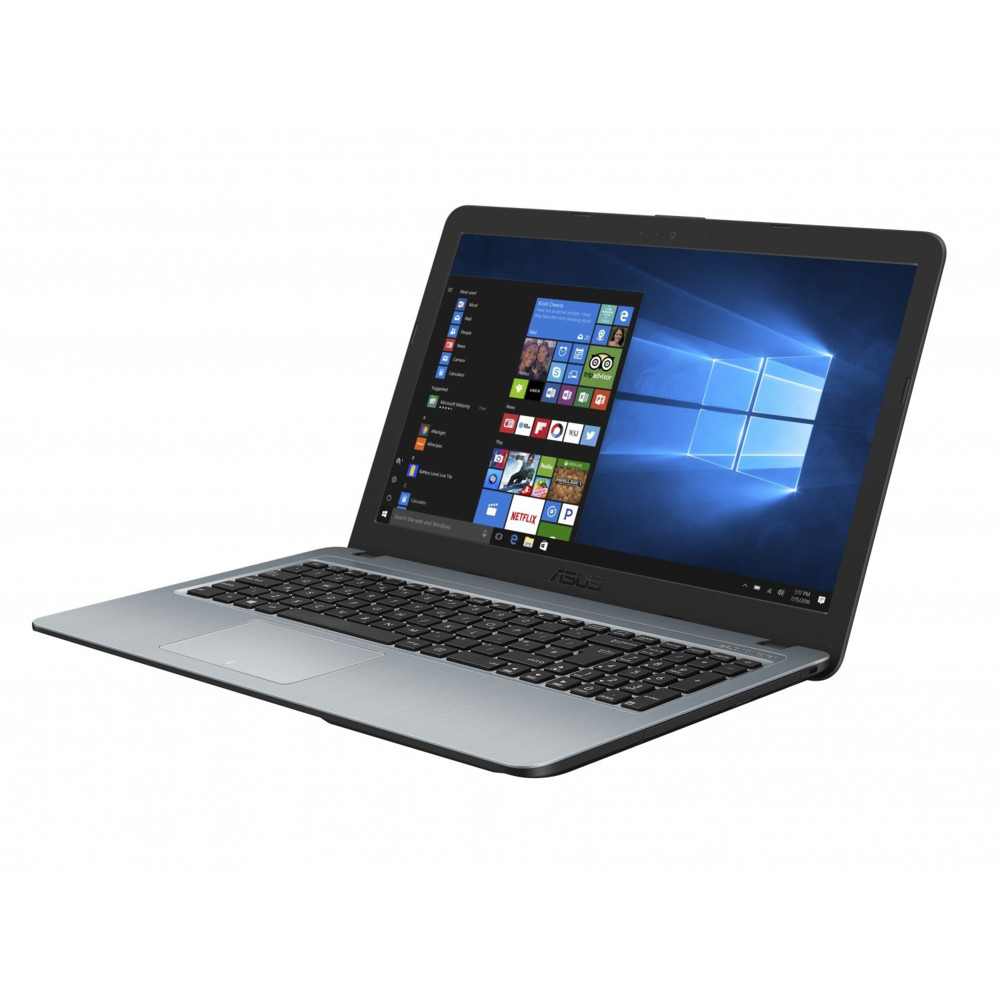 "ASUS X540UA-DM3479 I3-7100U 4GB 256GB SSD O/B VGA 15.6"" HD FREEDOS NOTEBOOK"