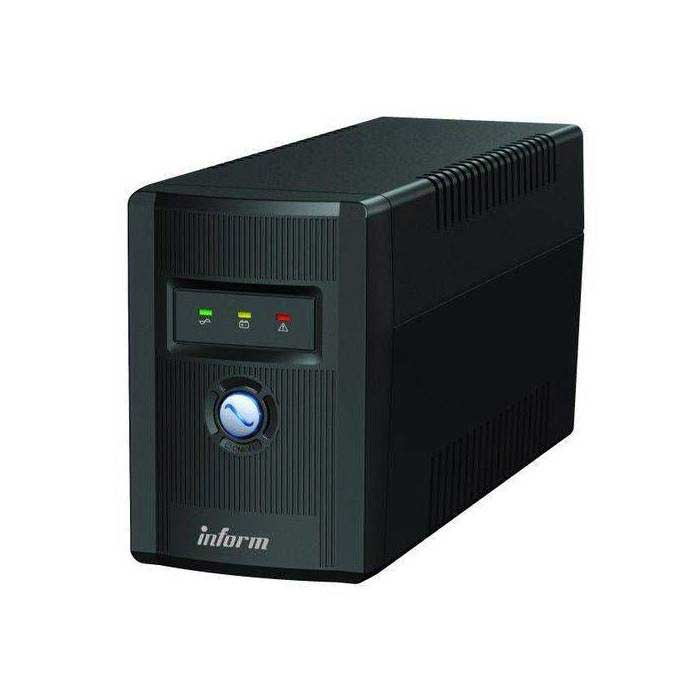 INFORM GUARDIAN 800VA LED 1x12V/9AH LINE INTERACTIVE UPS 879001080100