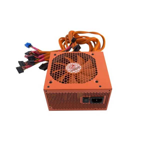 NAGAS AO600 600W 12cm FANLI POWER SUPPLY 80+ Plus Bronze