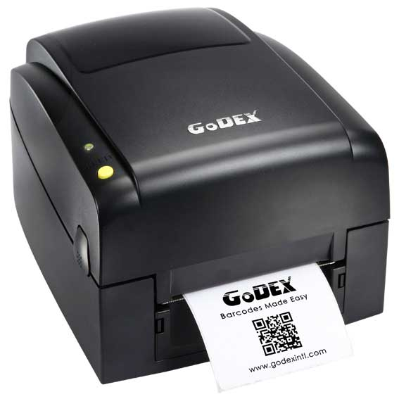 GODEX EZ-1105 PLUS TERMAL+RIBON USB/ETHERNET BARKOD/ETİKET YAZICI