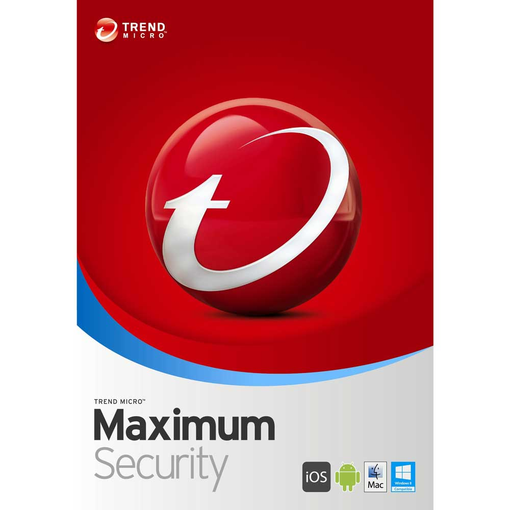 TRENDMICRO TICEWWM8XLIZLN MAXIMUM SECURITY 2015 3 KULLANICI 2 YIL