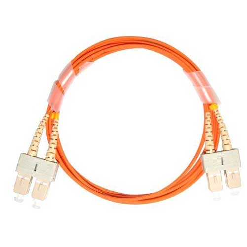 ERAT E5DXSCSC0020 SC-SC DUPLEX MM 50/125 Mic PATCH CORD 2 MT