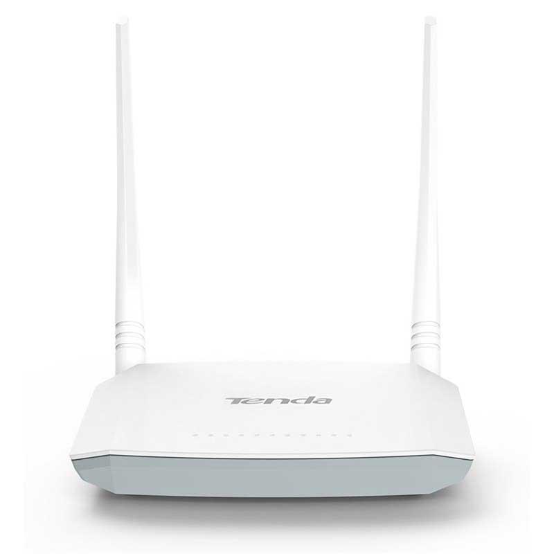 TENDA V300 300MBPS 4 PORT 2 ANTEN 5DBI KABLOSUZ VDSL2/ADSL2+ MODEM ROUTER