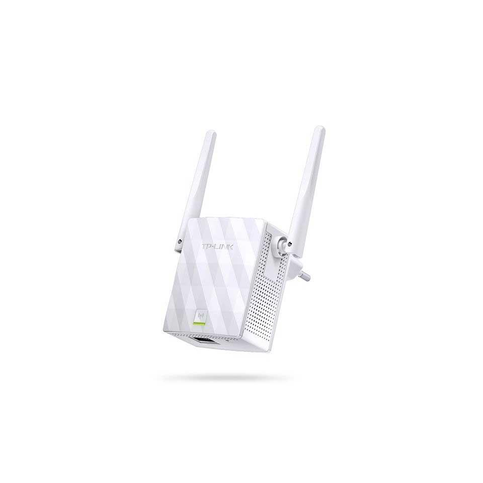 TP-LINK TL-WA855RE 300MBPS 1PORT 2ANTEN 2.4GHz RANGE EXTENDER