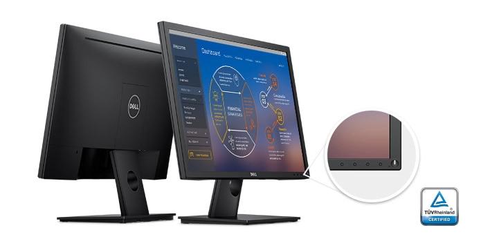 Dell E2418HN Monitör - Üstün kullanım kolaylığı