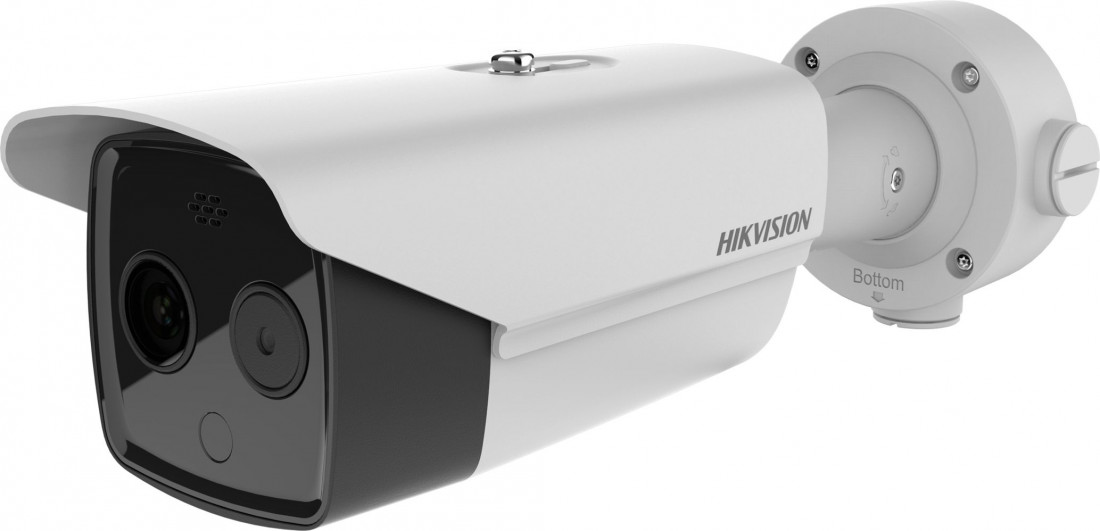 HIKVISION DS-2TD2617B-6/PA(B) Thermographic Body 30-45°C FoV 25 ...